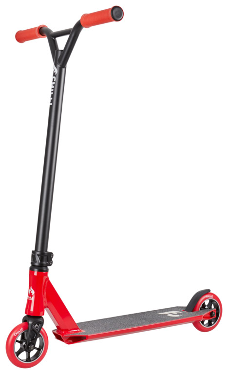 Chilli Pro Scooter 5000 black/red Modell 2020