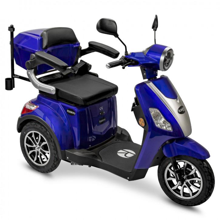 Rolektro E-Trike 25 V.2 Blau
