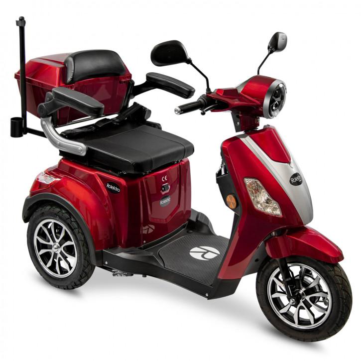 Rolektro E-Trike 25 V.2 Rot