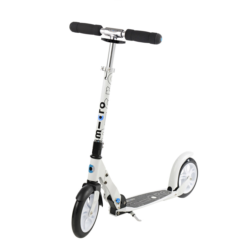 Micro Scooter white Modell 2020