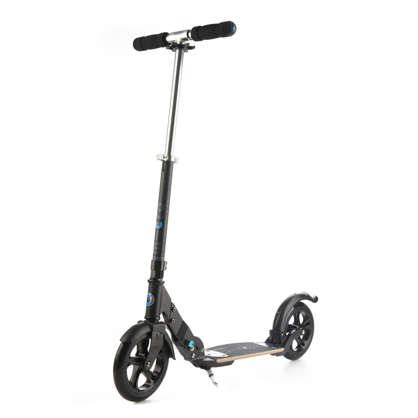 Micro Scooter flex 200 schwarz Modell 2020