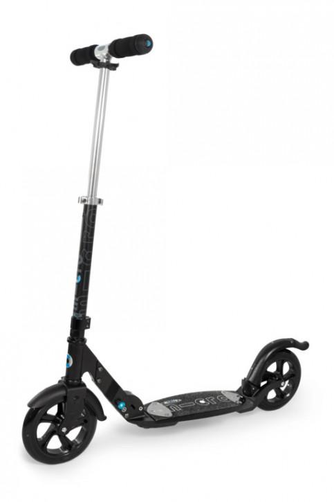 Micro Scooter Flex 200 - Schwarz Modell 2021