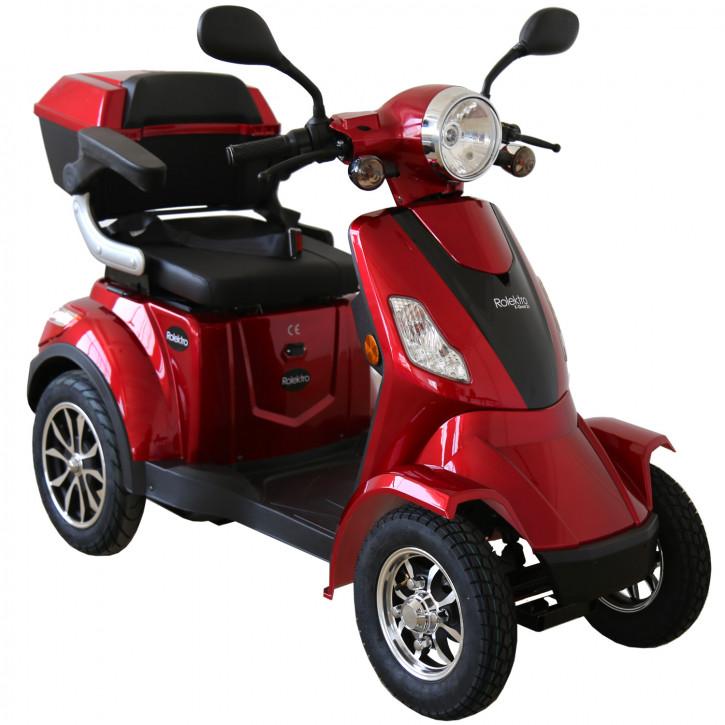 Rolektro E-Quad 15 Rot