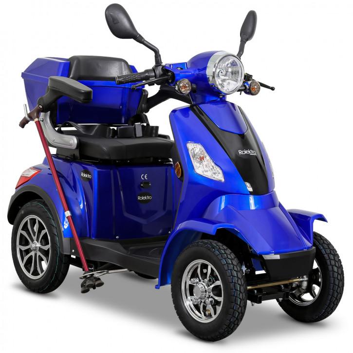 Rolektro E-Quad 25 Blau