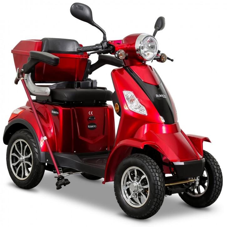 Rolektro E-Quad 25 Rot