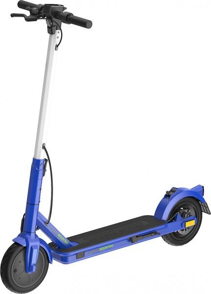 Streetbooster One E-Scooter mit Strassenzulassung Blau 1B Ware mit voller Garantie